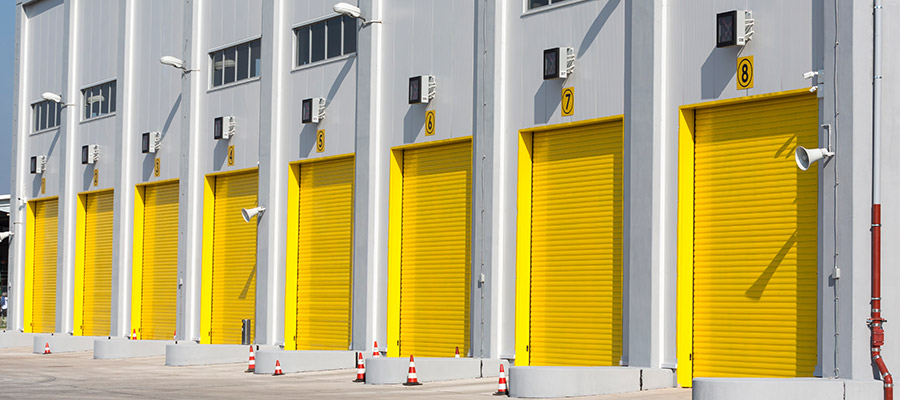 Commercial Doors & Services