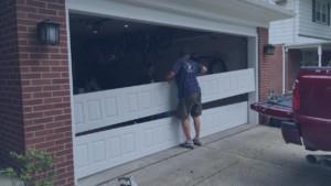 Residential Garage Installation