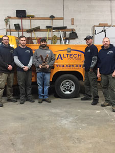 Altech Doors Staff Award Winning Service