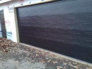 New Residential Garage Door Installation