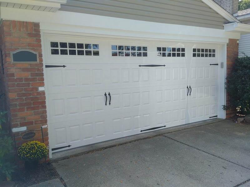 Residential Garage, Altech Doors