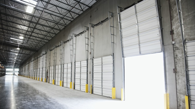 Our Rolling Steel Doors Are Right for Your Business