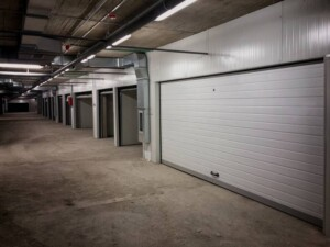 Are Sectional Doors Secure